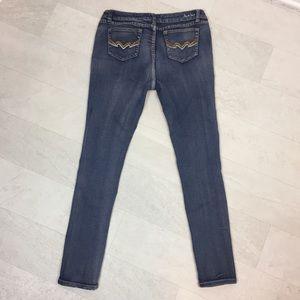 Arco Iris Skinny Jeans Sz 15 Embellished Stretch